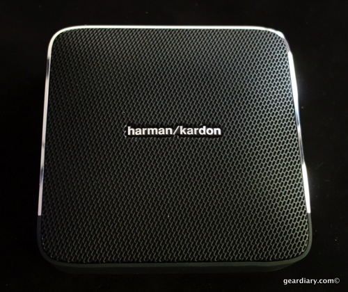 harman kardon esquire bluetooth speaker isn 39 t kid 39 s stuff. Black Bedroom Furniture Sets. Home Design Ideas