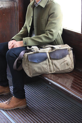 Waterfield Outback Duffel Bag