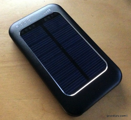 GearDiary The Bracketron Xolar3000 Lets You Harness the Sun for More Mobile Fun