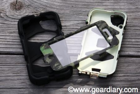 Griffin Survivor Case for iPhone 5 Review