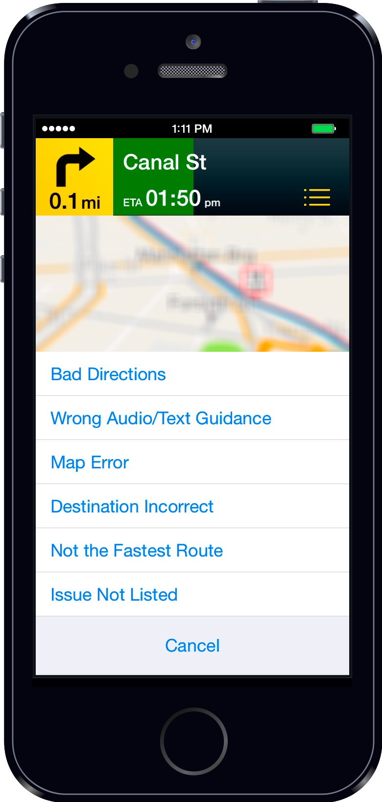 iPhone Apps GPS