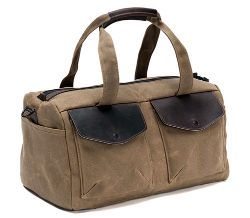 GearDiary The Waterfield Outback Duffel Bag Is Ready to Go