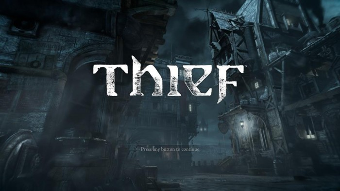 GearDiary Thief Review on PlayStation 4