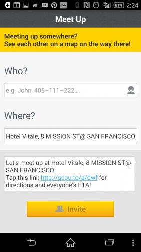 Telenav's Scout App Makes Navigation Personal