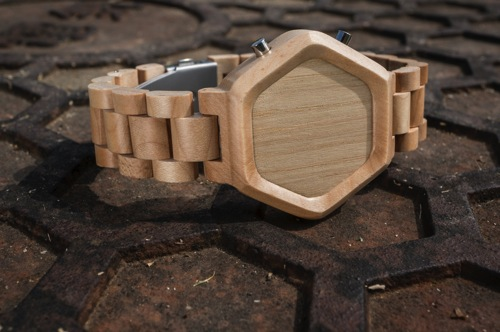 Kisai night vision wood led watch from tokyoflash japan 04