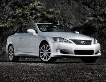 2014 Lexus IS 350C: Zero to Happy in Just Twenty Seconds