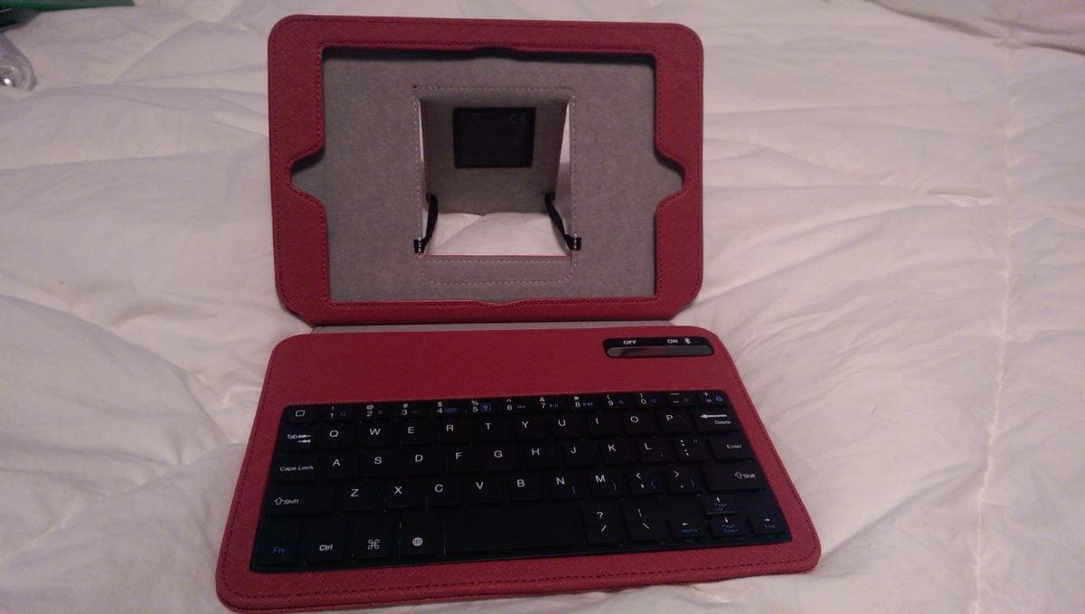 GearDiary Griffin Slim Keyboard Folio for the iPad Mini