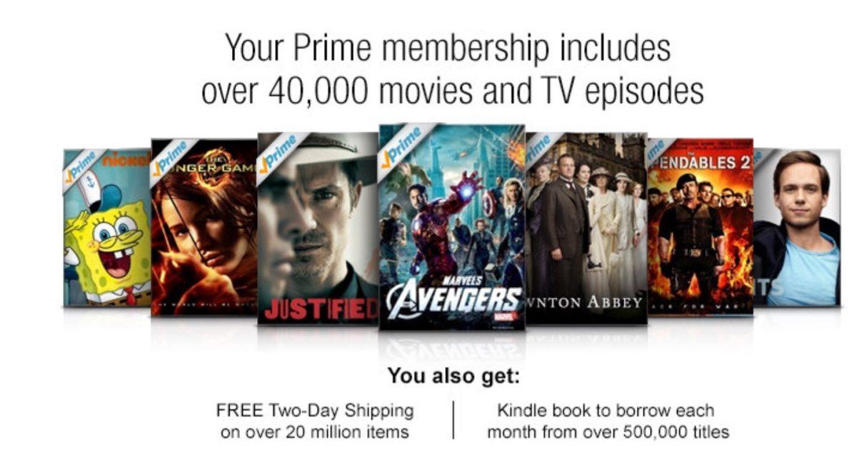 Spotify Hulu Amazon