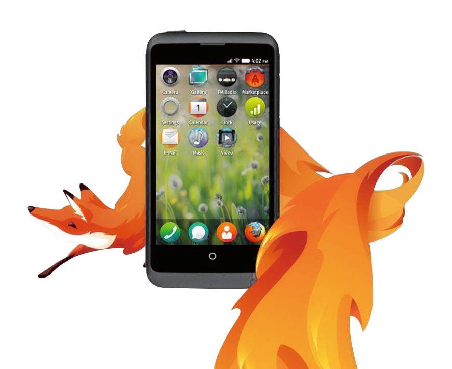 Open Source Mobile Phones & Gear Firefox