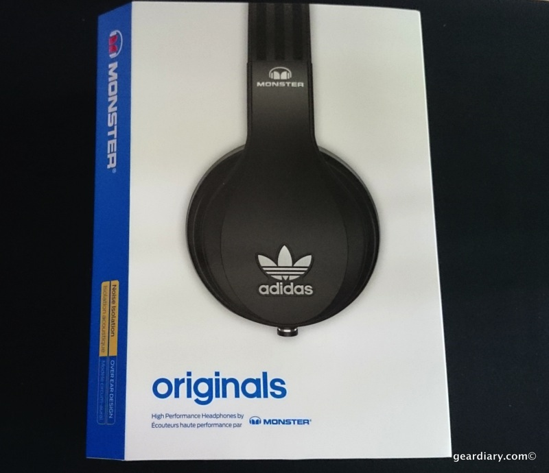 GearDiary Adidas Originals by Monster Over-Ear Headphones Give Sound to Your Workout