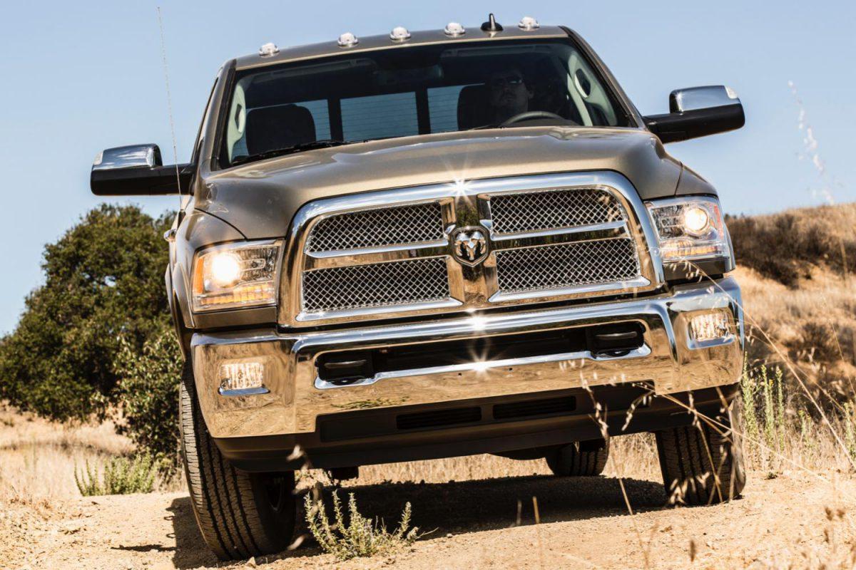 GearDiary 2014 Ram Heavy Duty Trucks: Big, Brawny, Beautiful