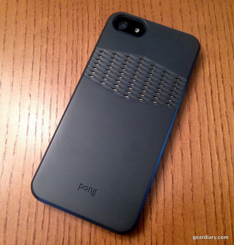 GearDiary The Pong Case for iPhone 5/5s: a Great, Lightweight Case with a Big Bonus