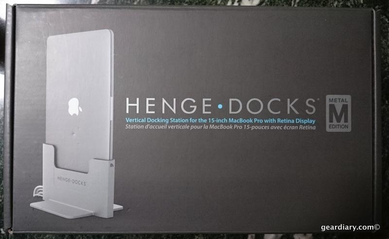 Henge Docks Vertical Docking Station