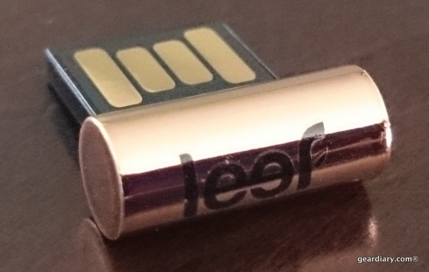 GearDiary Leef Copper Edition Surge 64GB USB Flash Drive.11