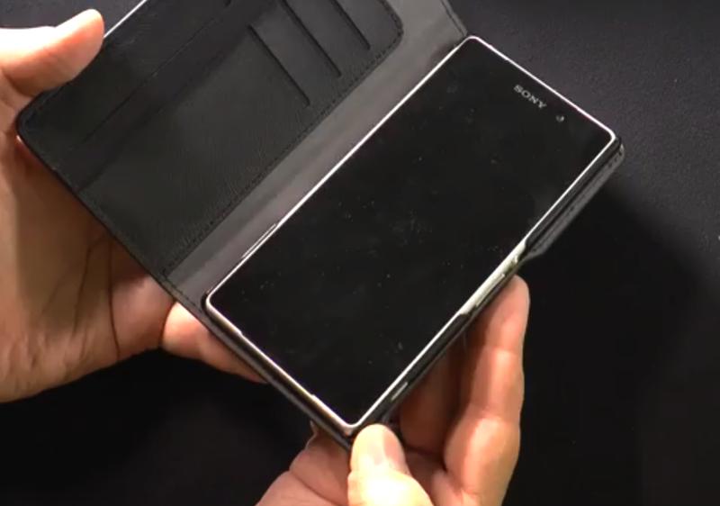 Poetic FlipBook for Sony Xperia Z2
