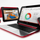 The HP Pavilion X360 Does Backflips #Intel2in1