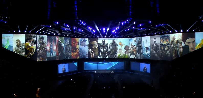 """GearDiary Sony E3 2014 – """"It's All About the Games!"""""""