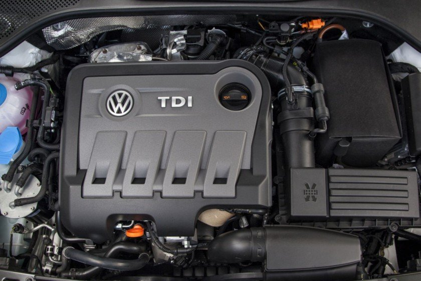 GearDiary 2014 Volkswagen Passat TDI Is One Dandy Diesel