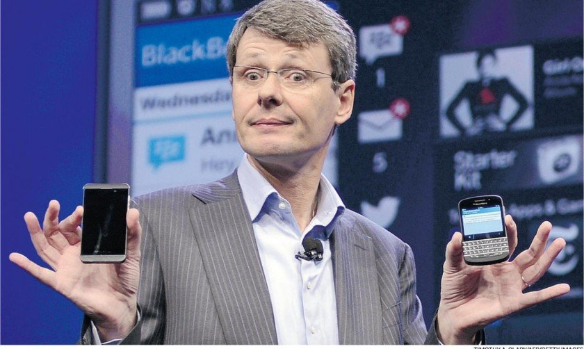 GearDiary BlackBerry Reports 70% Sales Decline - Will They Ditch BB 10 for Android?