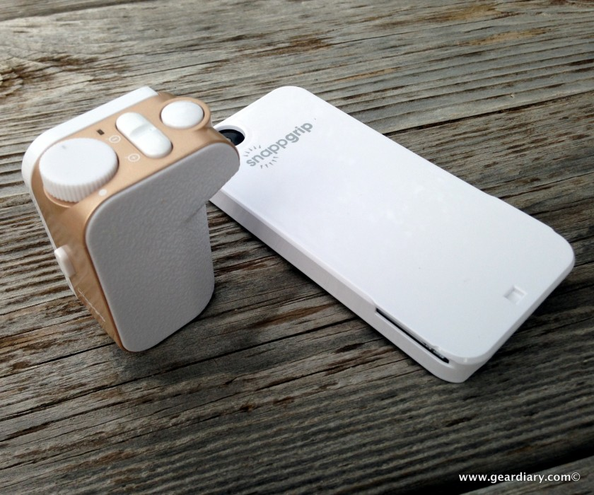 Snappgrip for iPhone 5 Review: A Better Grip on iPhone Pictures
