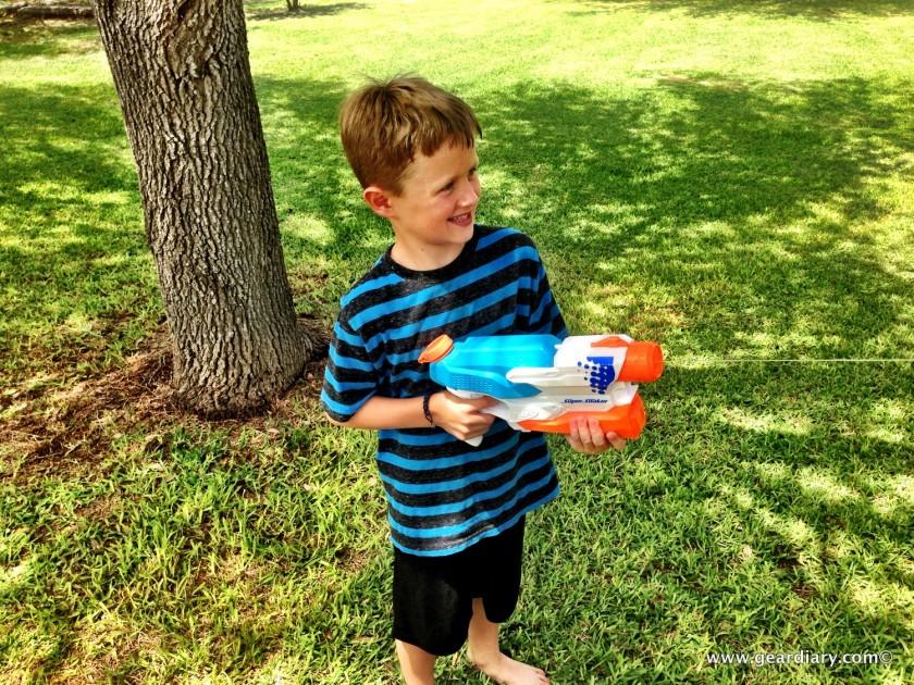 Nerf Super Soakers: Ready! Set! Soak!