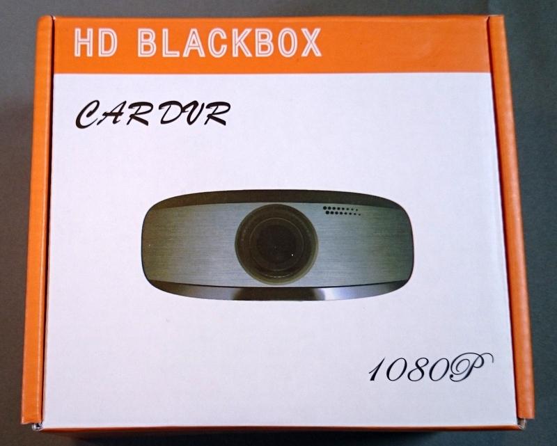 Spytec G1W 1080P HD Car Dash Camera