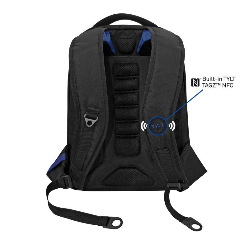 ENERGI Plus Bag Back View nfc