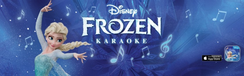 GearDiary Disney Karaoke: Frozen App Review for iPad