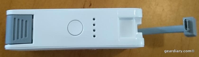 Gear Diary Lumsing Mini Portable Power Bank 5200mAh .14