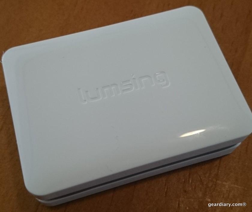 Gear Diary Lumsing Mini Portable Power Bank 5200mAh .49