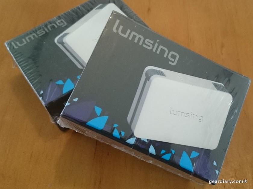 Gear Diary Lumsing Mini Portable Power Bank 5200mAh .51