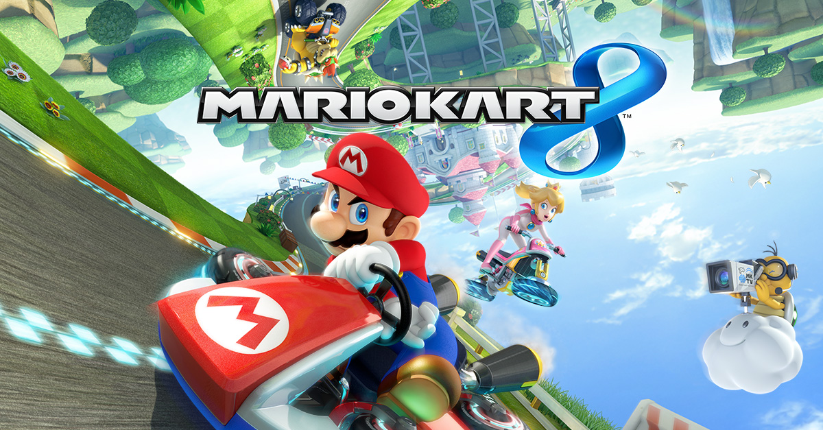 GearDiary Mario Kart 8 Review on Nintendo Wii U