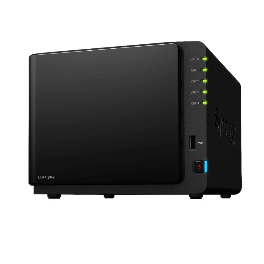 Synology DS415play cover