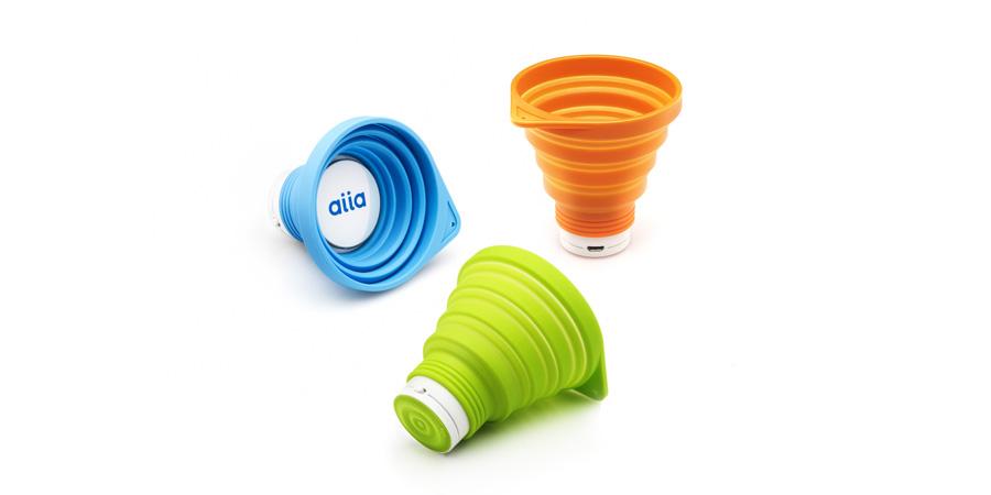 Speakers NFC Kickstarter Bluetooth