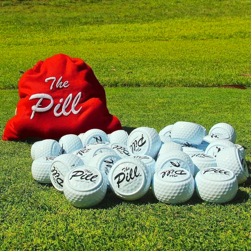 GearDiary The Pill Might Just Cure What Ails Your Golf Game