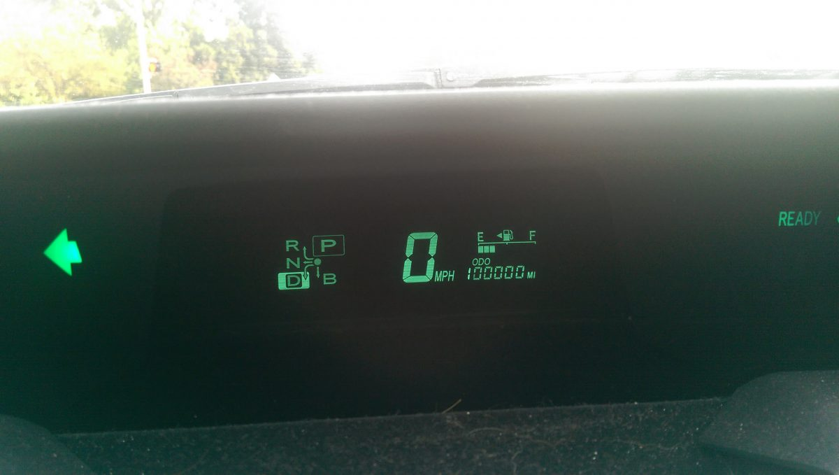 GearDiary 100,000 Miles of Memories in My Prius