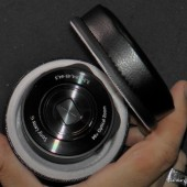 Sony Soft Case for the Sony QX10 LensCamera Video Look