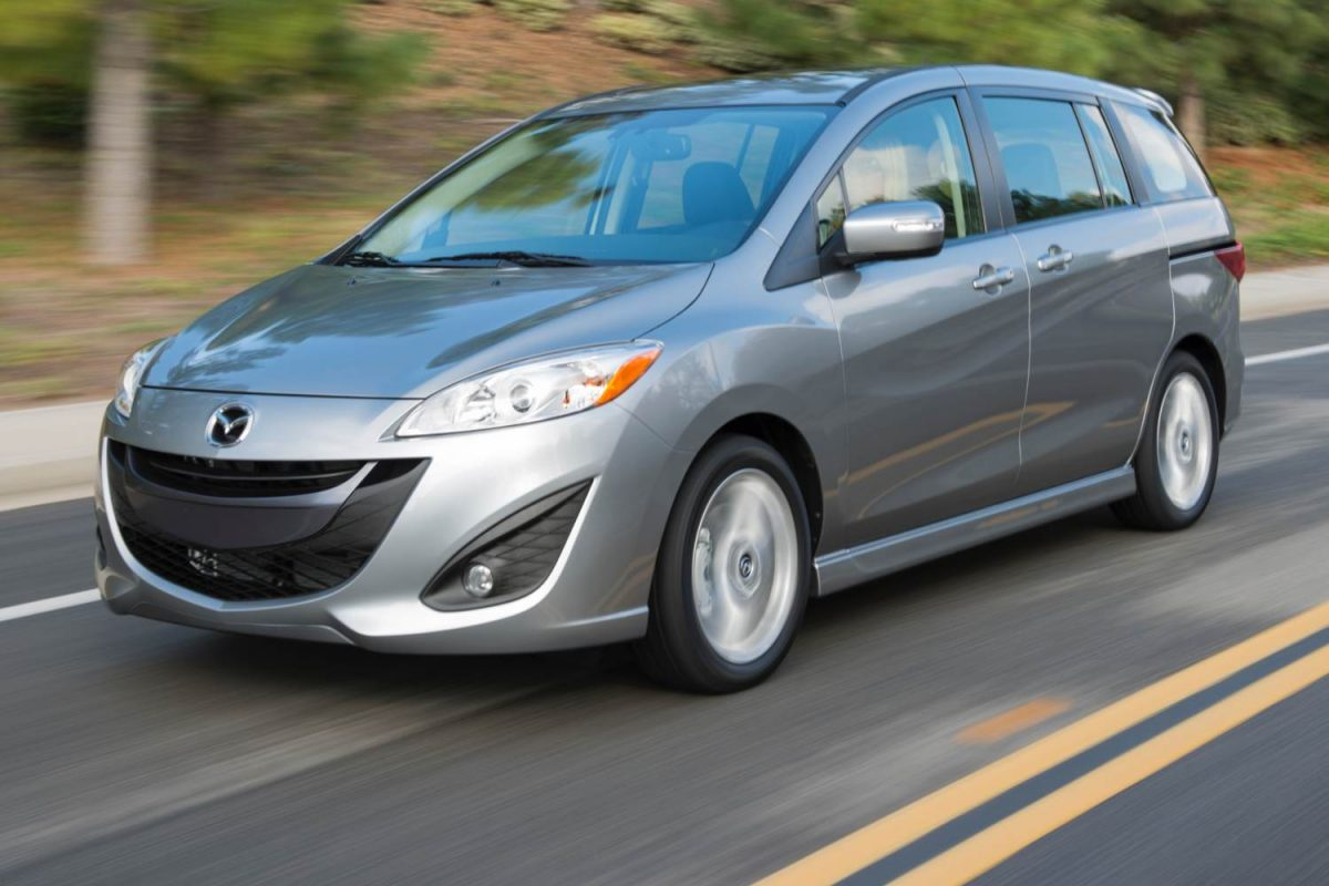 GearDiary 2014 Mazda5 Is Still a Great Little Minivan