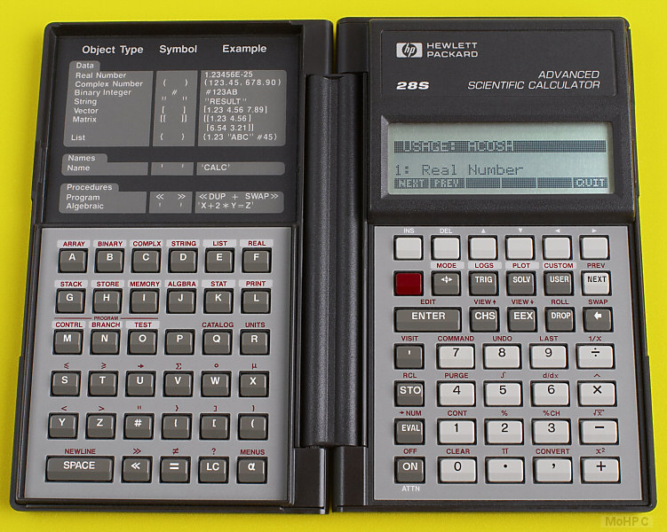 GearDiary Things We Used to Care About: the Graphing Calculators Edition