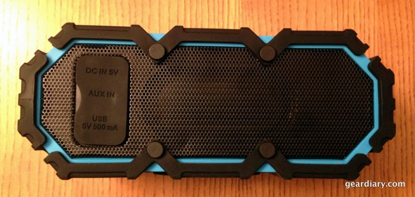 GearDiary Altec Lansing Life Jacket is a Top Tier Rugged Bluetooth Speaker