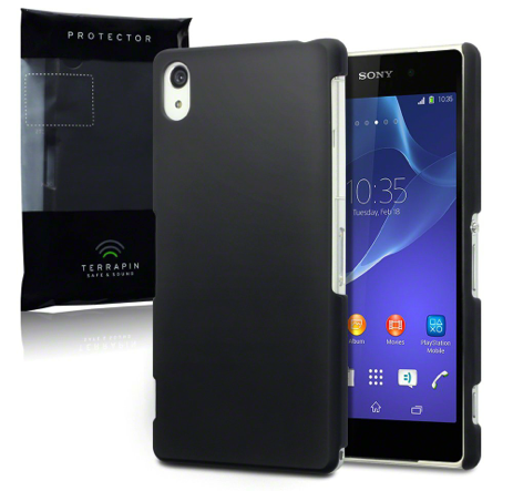 Terrapin Hybrid Rubberized Sony Xperia Z2 Case Affordable