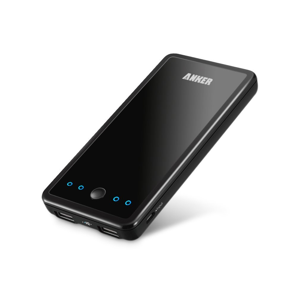 GearDiary Anker Astro E3 10000mAh Dual-Port Battery: The Only Travel Battery You'll Need