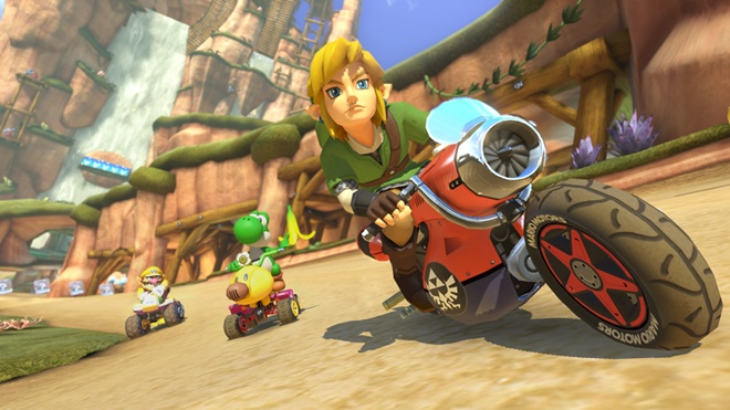 Nintendo Sets Mario Kart 8 DLC Packs for Advance Purchase