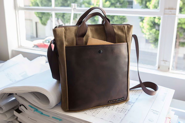 GearDiary Waterfield VertiGo 2.0 Laptop Bag Is Stylish and Functional!