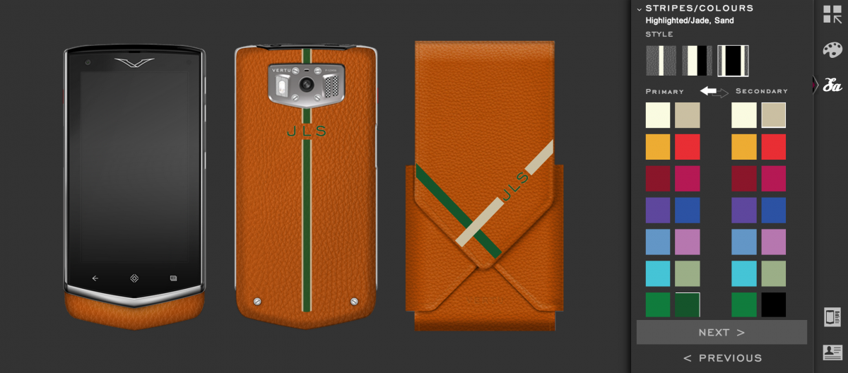 Vertu Mobile Phones & Gear Android