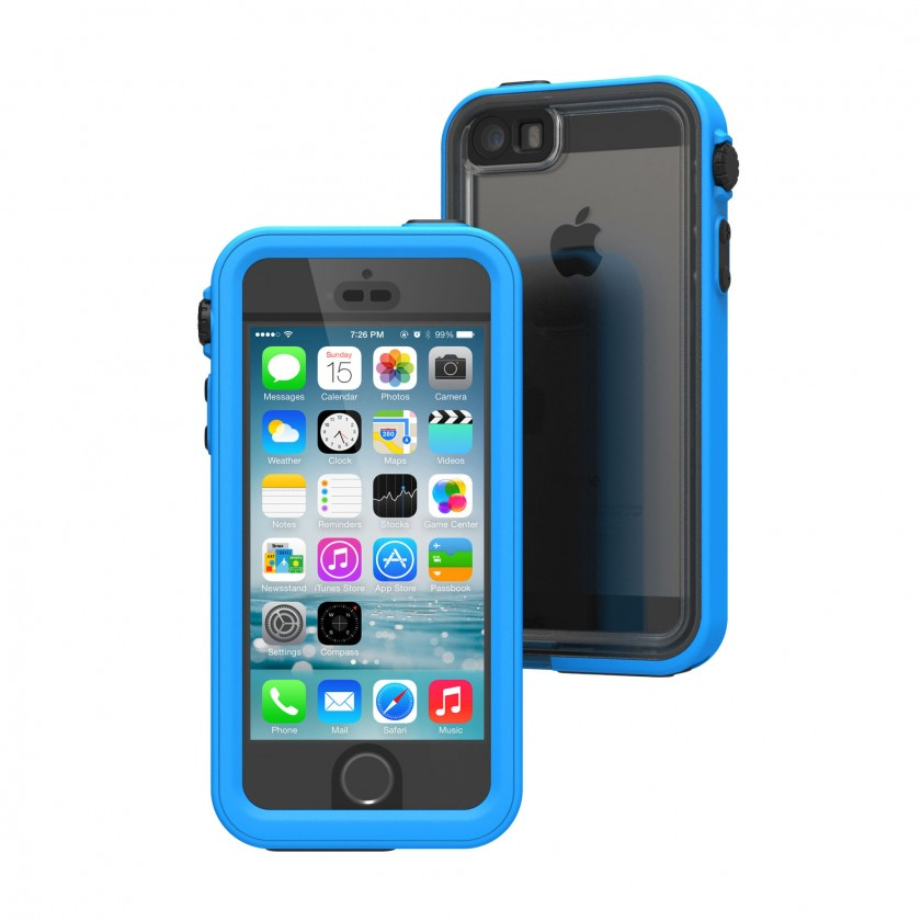GearDiary The Catalyst Case for iPhone 5/5s Should be your Waterproof Case
