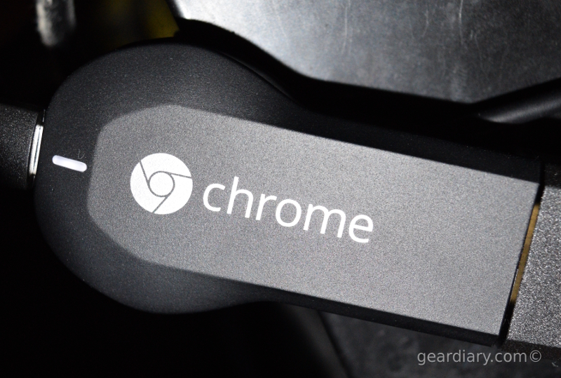 GearDiary I Bought a Chromecast and Completely Changed My View