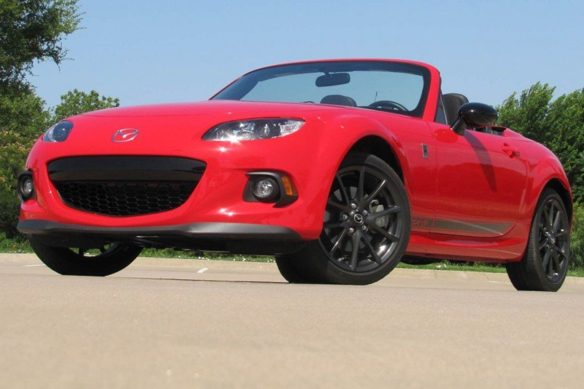 GearDiary 2014 Mazda Miata MX-5 and Celebrating the Summer of Miata