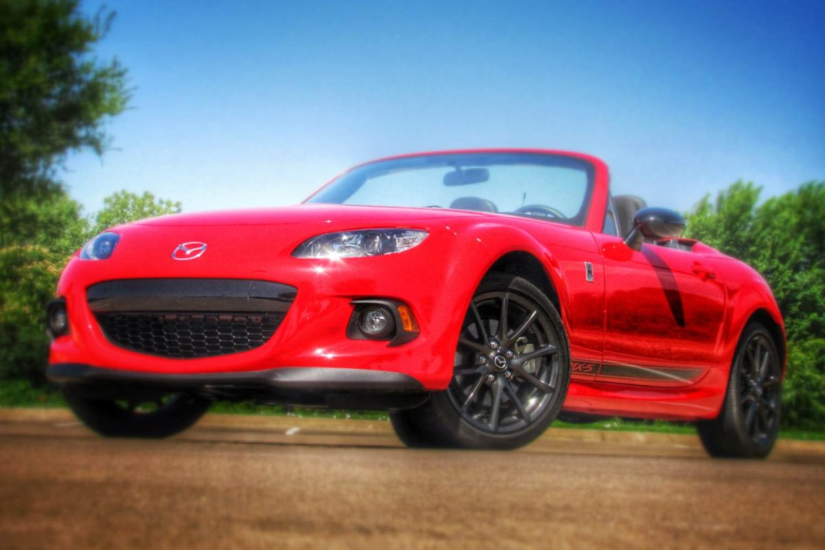 2014 Mazda Miata MX-5 and Celebrating the Summer of Miata