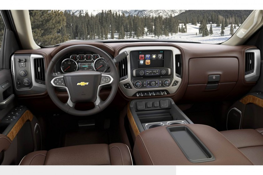 GearDiary 2014 Chevrolet Silverado 1500 High Country: Denim and Diamonds Ball Ready!